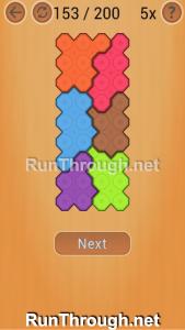 Ocus Puzzle Walkthrough Easy Level 153