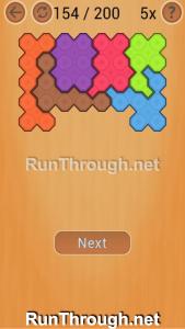 Ocus Puzzle Walkthrough Easy Level 154