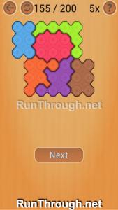 Ocus Puzzle Walkthrough Easy Level 155