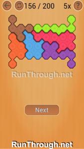 Ocus Puzzle Walkthrough Easy Level 156