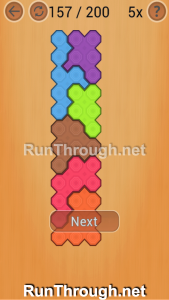 Ocus Puzzle Walkthrough Easy Level 157