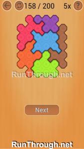 Ocus Puzzle Walkthrough Easy Level 158