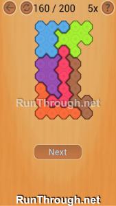 Ocus Puzzle Walkthrough Easy Level 160