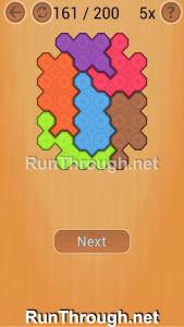 Ocus Puzzle Walkthrough Easy Level 161