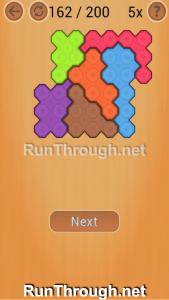 Ocus Puzzle Walkthrough Easy Level 162