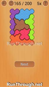 Ocus Puzzle Walkthrough Easy Level 165