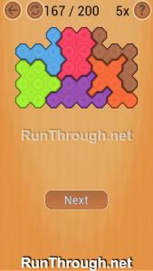 Ocus Puzzle Walkthrough Easy Level 167