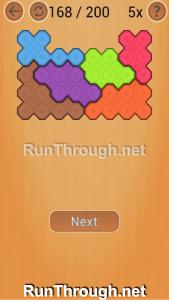 Ocus Puzzle Walkthrough Easy Level 168