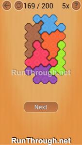 Ocus Puzzle Walkthrough Easy Level 169