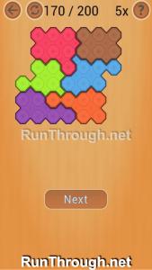 Ocus Puzzle Walkthrough Easy Level 170