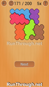 Ocus Puzzle Walkthrough Easy Level 171