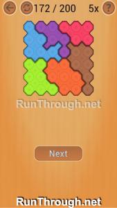 Ocus Puzzle Walkthrough Easy Level 172