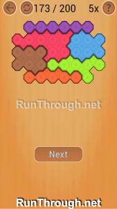 Ocus Puzzle Walkthrough Easy Level 173