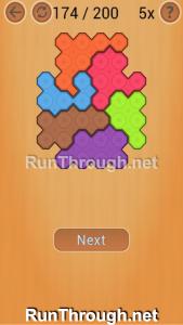 Ocus Puzzle Walkthrough Easy Level 174