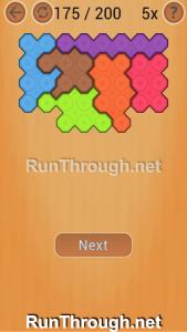 Ocus Puzzle Walkthrough Easy Level 175