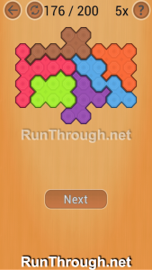 Ocus Puzzle Walkthrough Easy Level 176