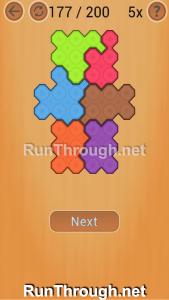 Ocus Puzzle Walkthrough Easy Level 177