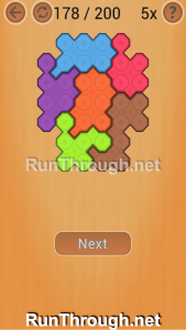 Ocus Puzzle Walkthrough Easy Level 178