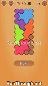 Ocus Puzzle Walkthrough Easy Level 179