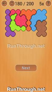 Ocus Puzzle Walkthrough Easy Level 180