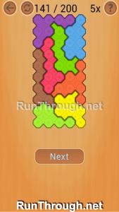 Ocus Puzzle Walkthrough Normal Level 141