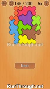 Ocus Puzzle Walkthrough Normal Level 145