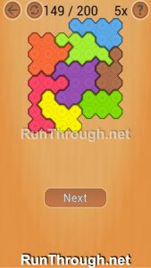 Ocus Puzzle Walkthrough Normal Level 149