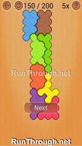 Ocus Puzzle Walkthrough Normal Level 150