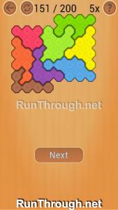 Ocus Puzzle Walkthrough Normal Level 151