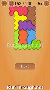 Ocus Puzzle Walkthrough Normal Level 153