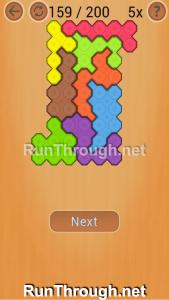 Ocus Puzzle Walkthrough Normal Level 159