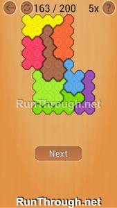 Ocus Puzzle Walkthrough Normal Level 163