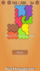 Ocus Puzzle Walkthrough Normal Level 165