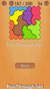 Ocus Puzzle Walkthrough Normal Level 167