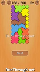 Ocus Puzzle Walkthrough Normal Level 168