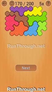 Ocus Puzzle Walkthrough Normal Level 170