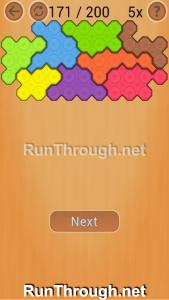Ocus Puzzle Walkthrough Normal Level 171