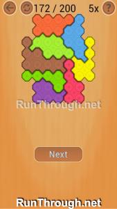 Ocus Puzzle Walkthrough Normal Level 172