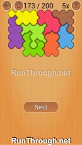 Ocus Puzzle Walkthrough Normal Level 173