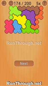 Ocus Puzzle Walkthrough Normal Level 174