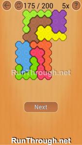 Ocus Puzzle Walkthrough Normal Level 175