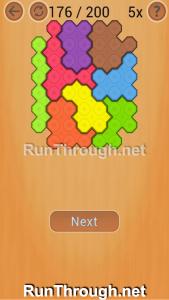 Ocus Puzzle Walkthrough Normal Level 176