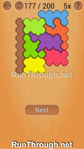 Ocus Puzzle Walkthrough Normal Level 177