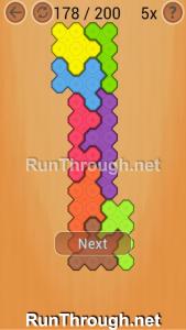 Ocus Puzzle Walkthrough Normal Level 178