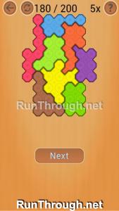 Ocus Puzzle Walkthrough Normal Level 180