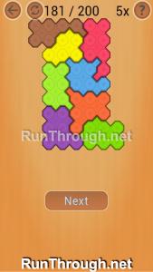 Ocus Puzzle Walkthrough Normal Level 181