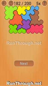 Ocus Puzzle Walkthrough Normal Level 182