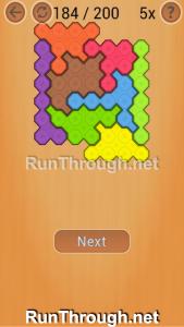 Ocus Puzzle Walkthrough Normal Level 184