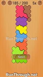 Ocus Puzzle Walkthrough Normal Level 185