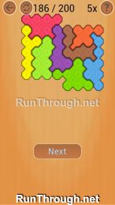 Ocus Puzzle Walkthrough Normal Level 186